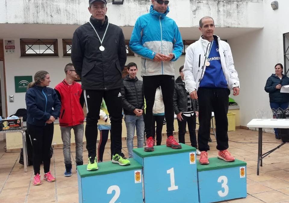 Rafael Ortiz, Campeón III lechón Croos Cardeña