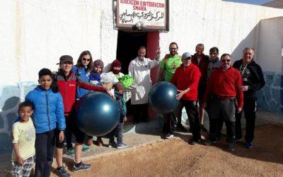 Club Trotacalles presente en la carrera solidaria Sahara Maraton