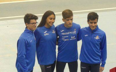 Fin de semana con numerosa participación en los campeonatos andaluces Sub18 y Sub12