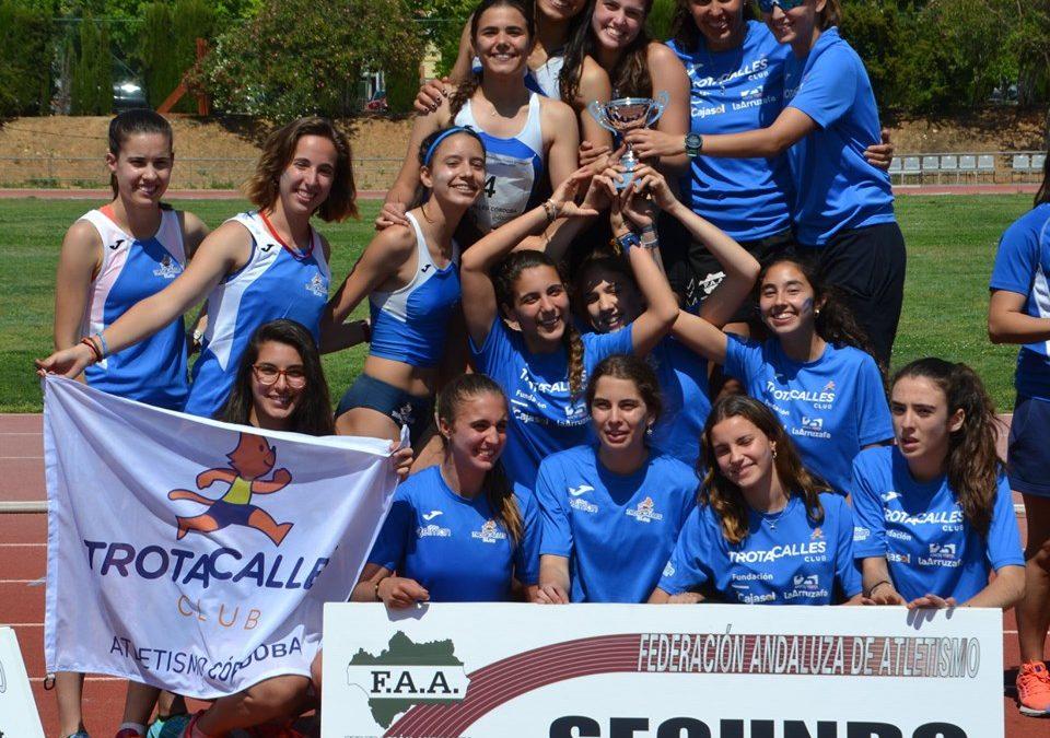 El equipo femenino asciende a 1ª división andaluza y el equipo masculino acaba 8º