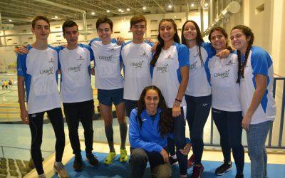 Comienza la temporada 2020 en la  pista cubierta de Antequera
