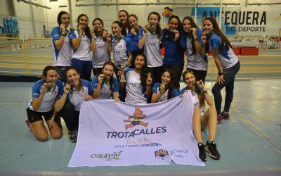 Club Trotacalles asciende a 1ª división y se sitúa entre los 8 mejores de Andalucía