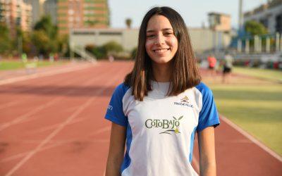 Natalia Álvarez y Antonio Mármol convocados con la selección andaluza sub18