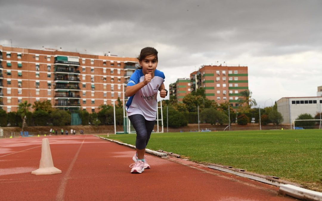 Regresan las Escuelas de Atletismo Trotacalles